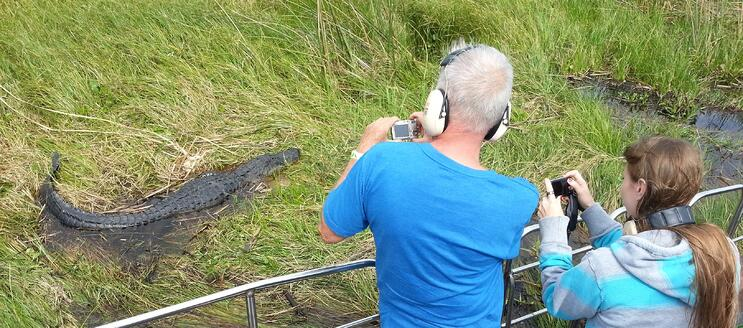 airboat tours in florida