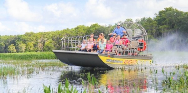 airboat rides in Orlando