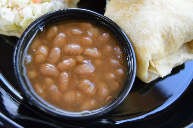 Dead River Baked Beans