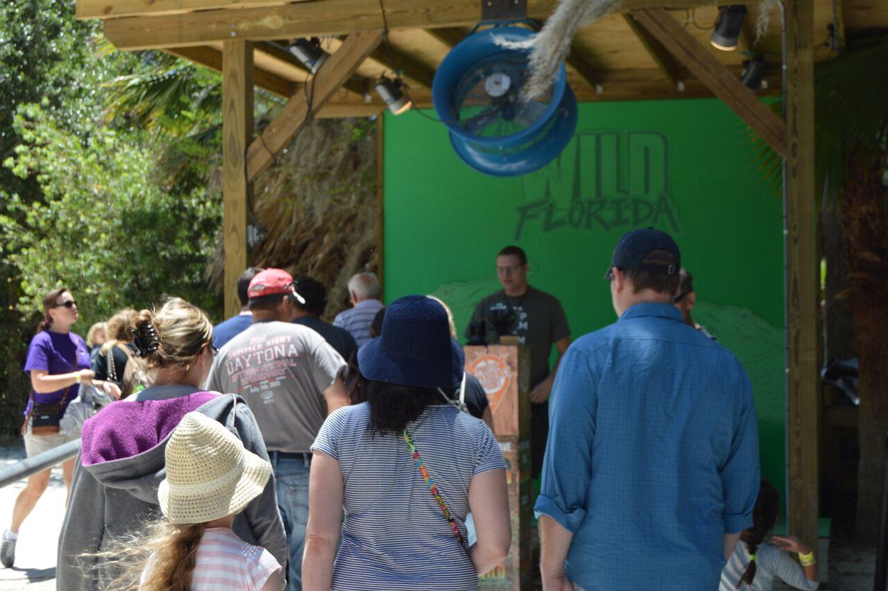 Wildlife Park in Orlando