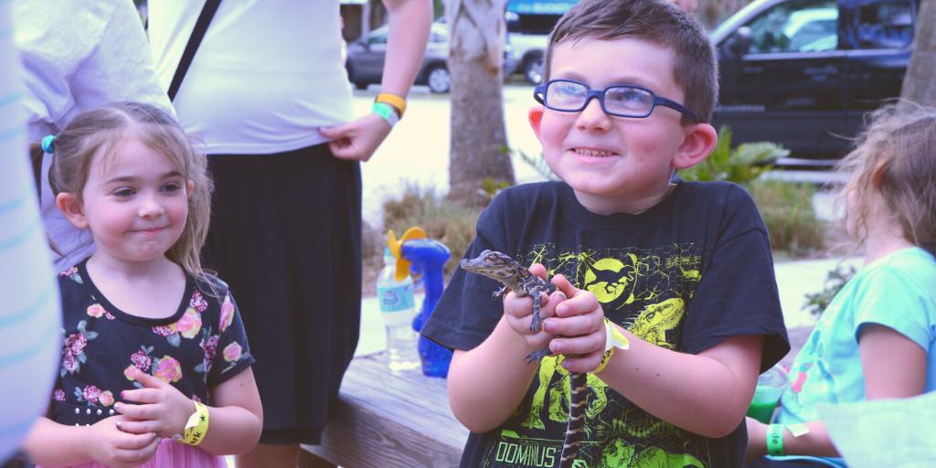 Free Gator Park admission during Gator Week at Wild Florida