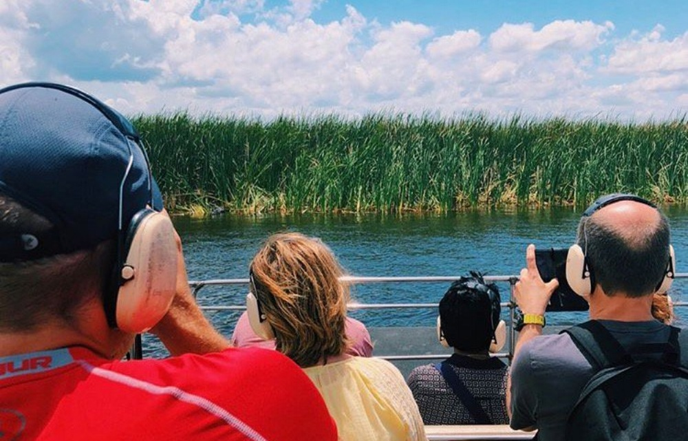 Everglades airboat tours