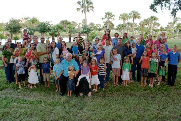 Munns Family at Wild Florida
