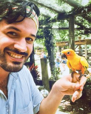 Bird Aviary at Wild Florida