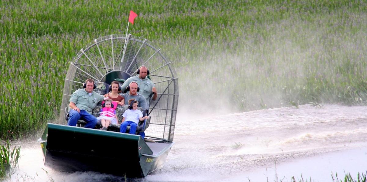 Orlando airboat rides