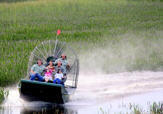 airboat rides in florida