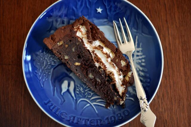 Texas mud pie