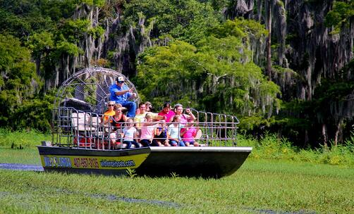 florida airboat ride